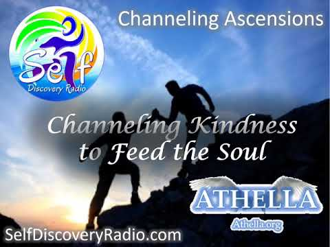 Self Discover Radio - Channeling Kindness to Feed the Soul