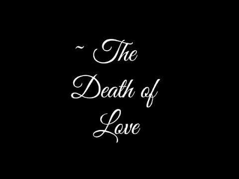 Cradle of filth ~ The Death of Love