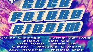 SOCA FUTURE RIDDIM MIX (NEW TRINIDAD SOCA 2013) NU GENERATION STUDIOS @DEEJAYHELLRELL