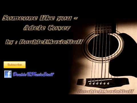 Someone like You - Adele - Piano,Guitar Cover (Instrumental) by Emre Kurmut and Anton Cevik | HQ