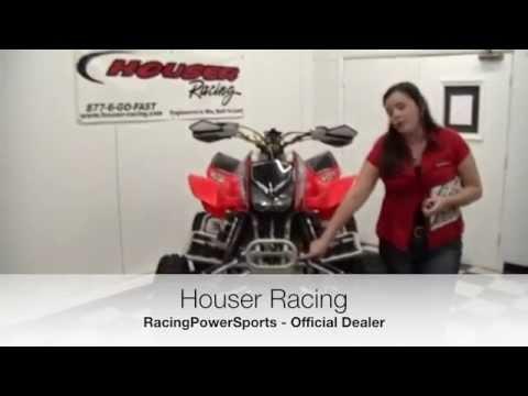 Houser Racing Pro ATV A-Arms