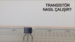 Transistörler Hakkında Bilgi | Transistör nedir?