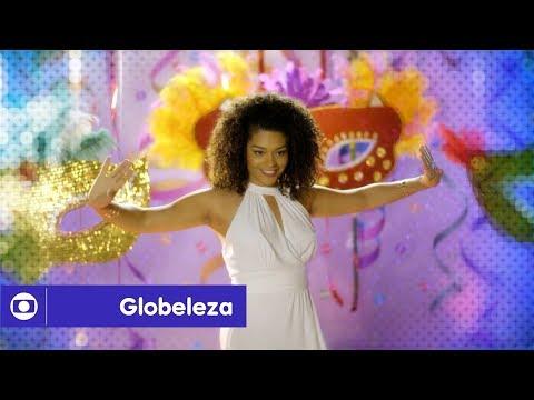 Globeleza: Juliana Alves fala de sua relação com o carnaval desde a infância