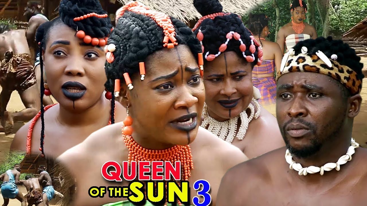 Download Queen Of The Sun Season 3 - New Movie | 2018 Latest Nigerian Nollywood Movie full HD | 1080p