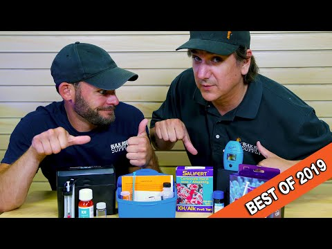 Best Alkalinity Test Kit Of 2019 - Which Reef Tank Kit Gets Our THUMBS UP?