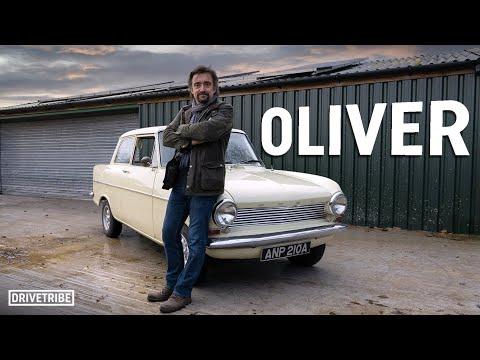 Richard Hammond reunites with Oliver!