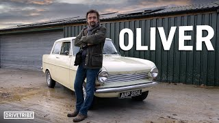 Richard Hammond reunites with Oliver!