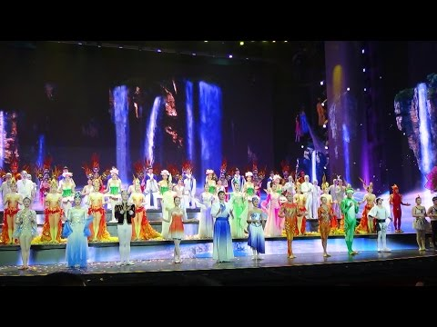 T-show at OCT Theater, OCT East Shenzhen