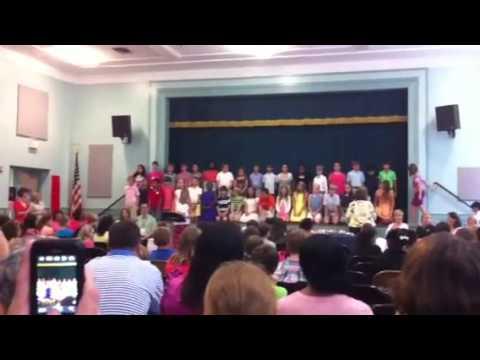 Hendricks Elementary Awards All A's