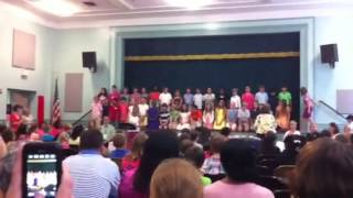 Hendricks Elementary Awards All A's