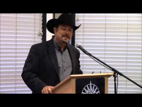 C.J. Box at Book Passage - YouTube