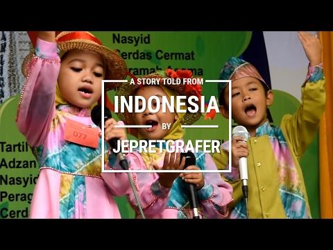 Muslim Kids Song 'Salam' - Indonesia Islamic Kids Festival X 2017, Banjarmasin, South Kalimantan