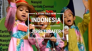 "Lagu Anak Islami ""Salam"" - Lagu Wajib Lomba Nasyid TKA, Festival Anak Sholeh Indonesia X 2017"