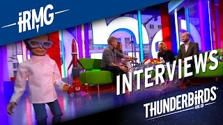 Thunderbirds | Feature - The One Show with Jamie Anderson & Sylvia Anderson