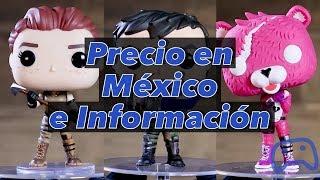 Nuevos Funko Pop Fortnite - Precio e Información para México | Notes
