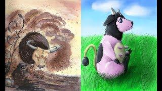Pokémon: Tauros and Miltank Scientific Analysis