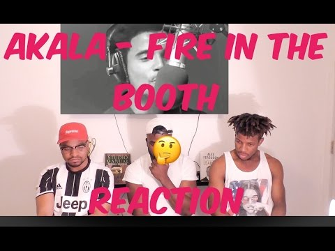 AKALA - Fire In The Booth (Part 1) | HD | Mr. F.I.T.B [REACTION]