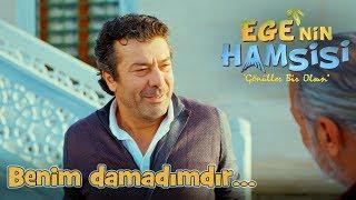 Muhteşem manzarasıyla Kıble dağ camii - Ege'nin Hamsisi 16.Bölüm
