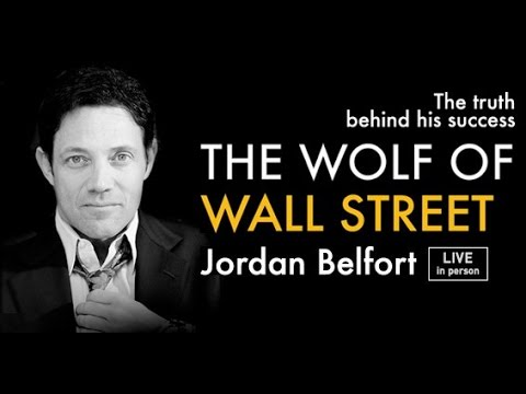 Jordan Belfort - The Real Wolf of Wall Street - Business Minded Billionaires