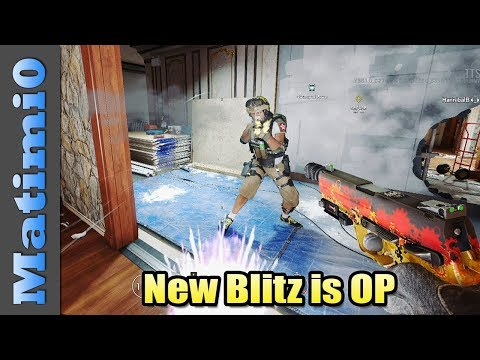 New Blitz is Overpowered - Rainbow Six Siege