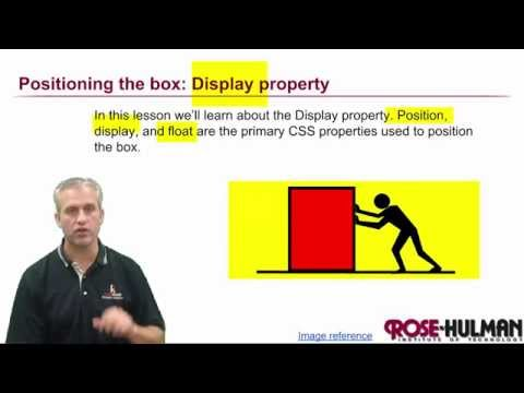 CSS Display Property