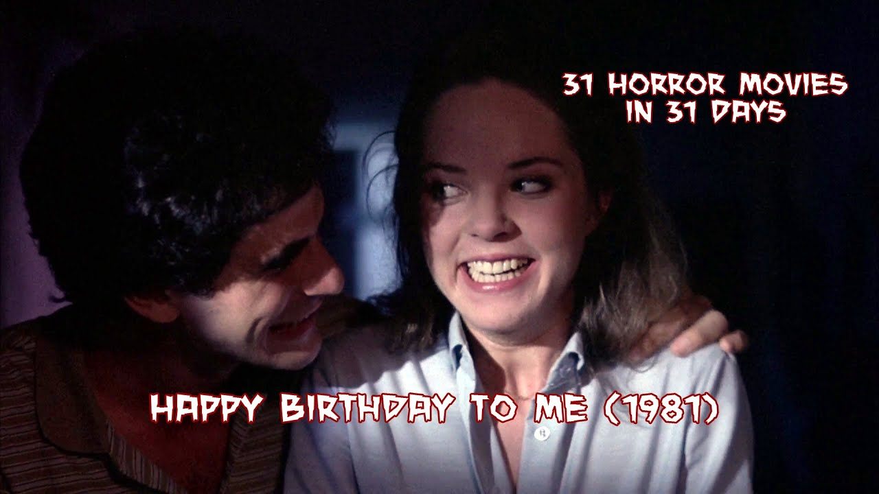 Download Happy Birthday To Me (1981) - 31 Horror Movies in 31 Days