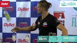 Vitaly Kolpin Final OlyBet Flair Mania 2017