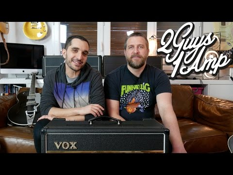 how to change tubes in vox ac15c1