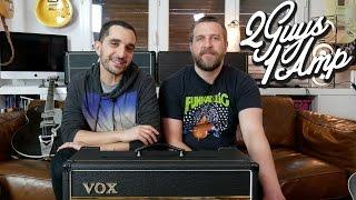 VOX AC15 C1 - Amp Demo