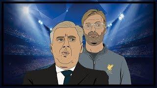 Napoli v Liverpool   Champions League Tactics