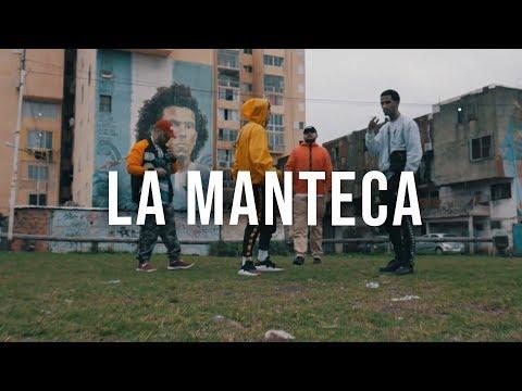 DIAMANTE AYALA - La Manteca Feat Los Zvfiros, Massi Nada Mas (video Oficial)