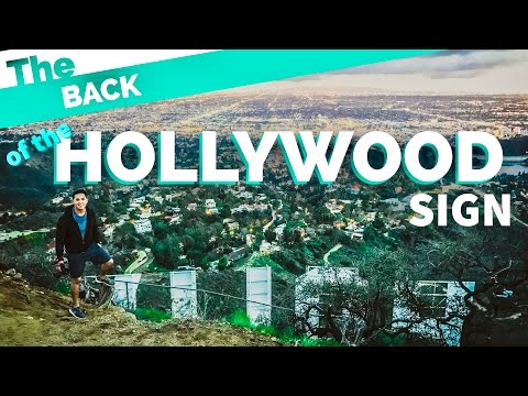 HOW TO Get to the (Back of the) HOLLYWOOD SIGN
