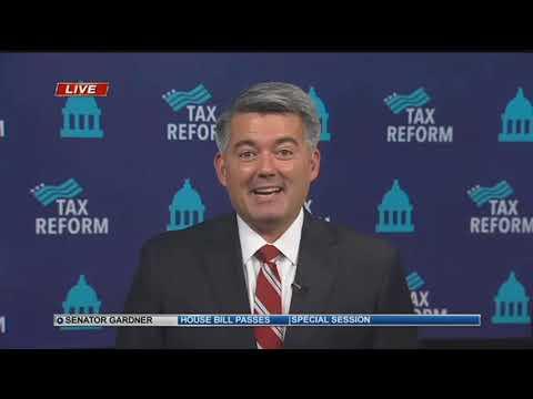 News5 Today welcomes Senator Cory Gardner