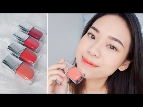 day-to-night-look-|-maybelline-lip-tint-review-&-swatches