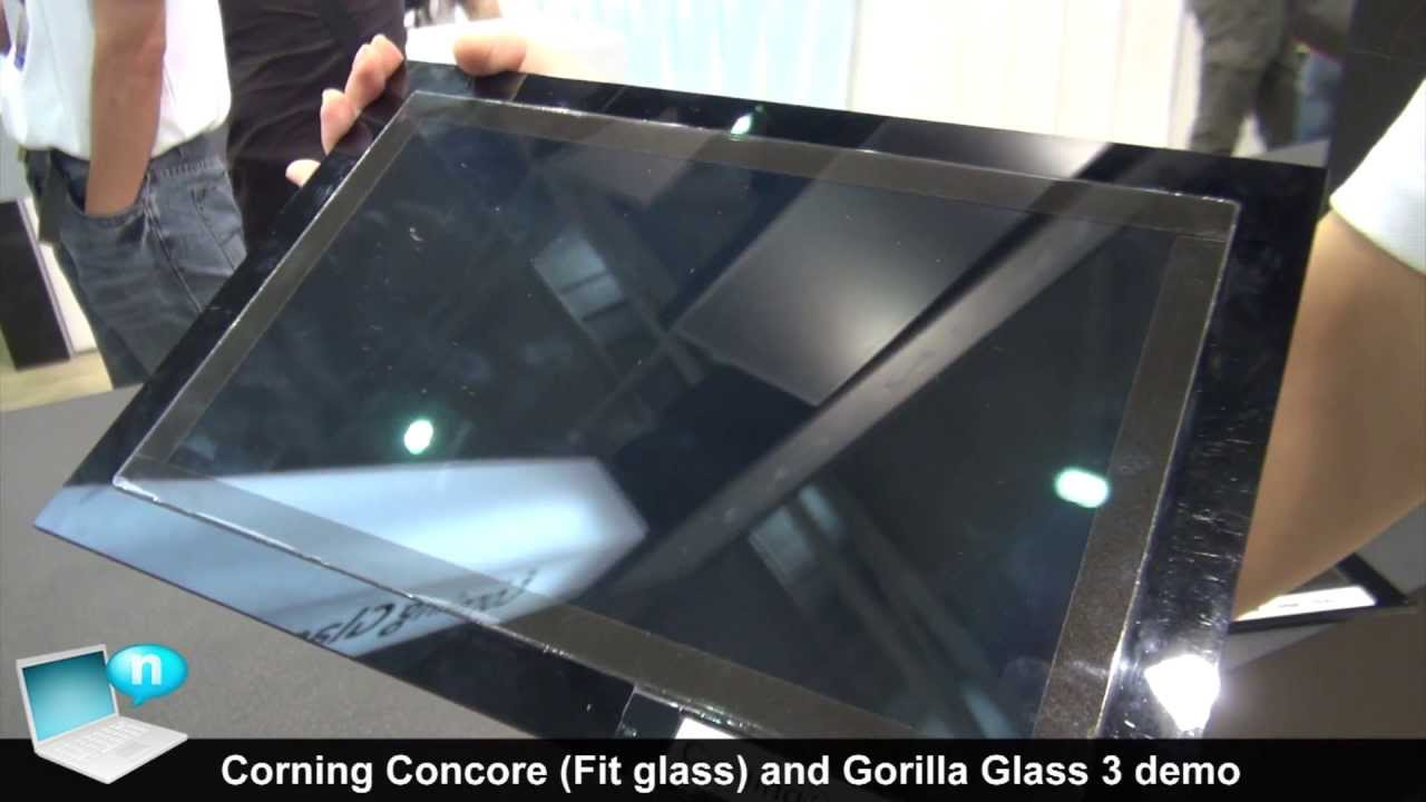 Corning Concore Glass