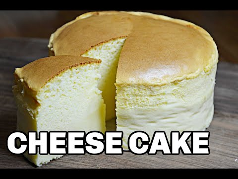 Thumbnail: How to make Japanese Cheese Cake