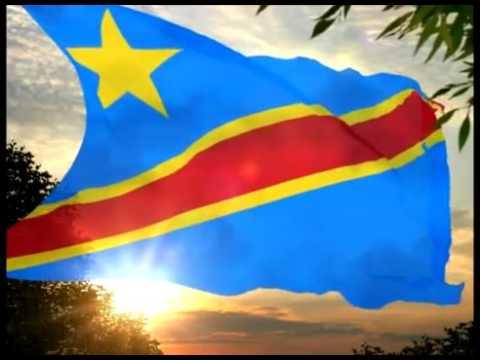 Democratic Republic Of The Congo CongoKinshasa Flag YouTube - Congo independence day