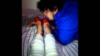 Repeat youtube video Femdom Shoe Licking