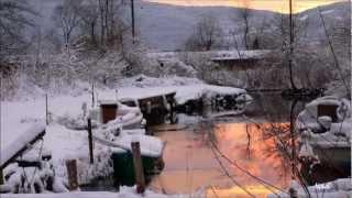 c était l'hiver- Sofia Essaidi-Isabelle Boulay-Francis Cabrel.wmv