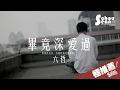六哲 - 畢竟深愛過 (動態歌詞版MV)