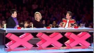 "Shocking nude performers in the competition ""GOT TALENT"" worldwide"
