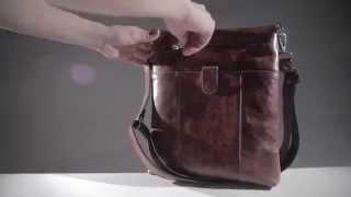Кожаная сумка через плечо BRIALDI TORONTO (ТОРОНТО) antique red(, 2014-07-08T12:15:58.000Z)