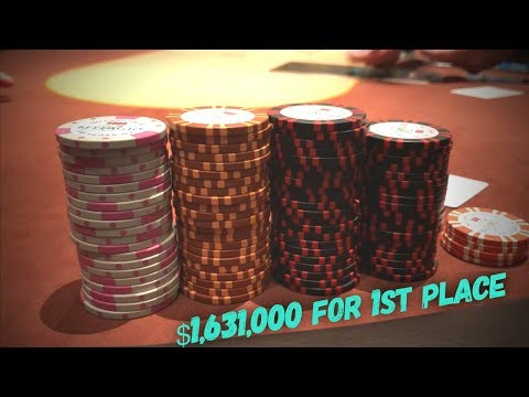 The $10,400 World Poker Tour 💎 💎 💎 💎 💎 World Poker Classic (Day Two)