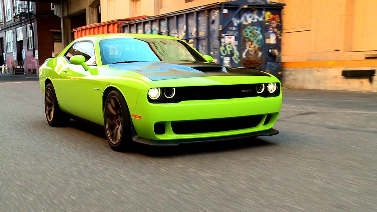 2015 Dodge Challenger Hellcat Youtube