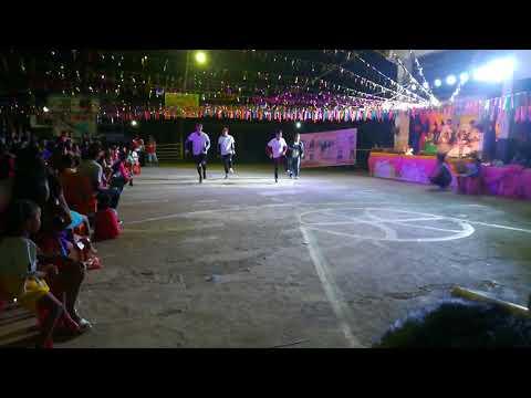 High Intensity Dancers @Labo camarines Norte