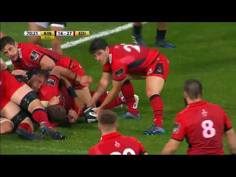 Guinness PRO14 Round 10 Highlights: Southern Kings v Edinburgh Rugby