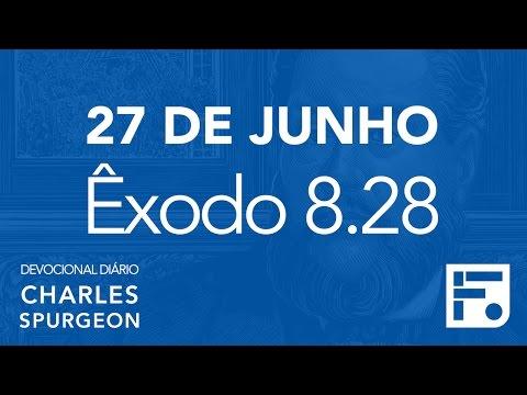 27 de junho –  Devocional Diário CHARLES SPURGEON #179