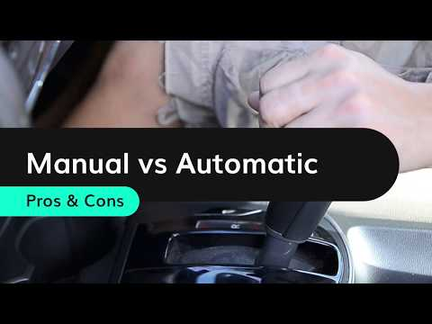 Manual vs Automatic car transmissions: Pros & Cons | Simply
