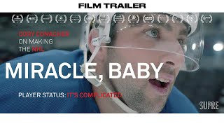 MIRACLE, BABY trailer 1: NHL hockey player Cory Conacher Type 1 Diabetes documentary