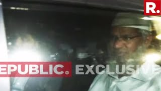 Republic TV Accesses First Pictures Of Zakir Naik From Malaysia